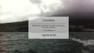 Happy 2012 !
