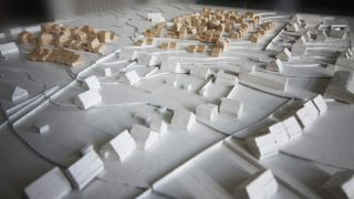 Zac 184 logements à Vernou