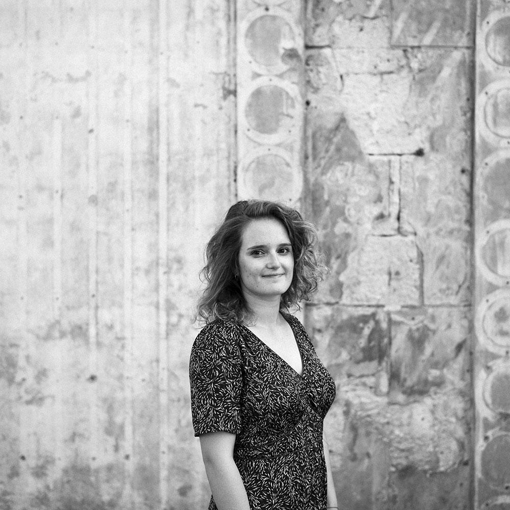 Suzanne Gautié, Architecte Chef de projet 2PMA Agence d'architecture à Bordeaux >