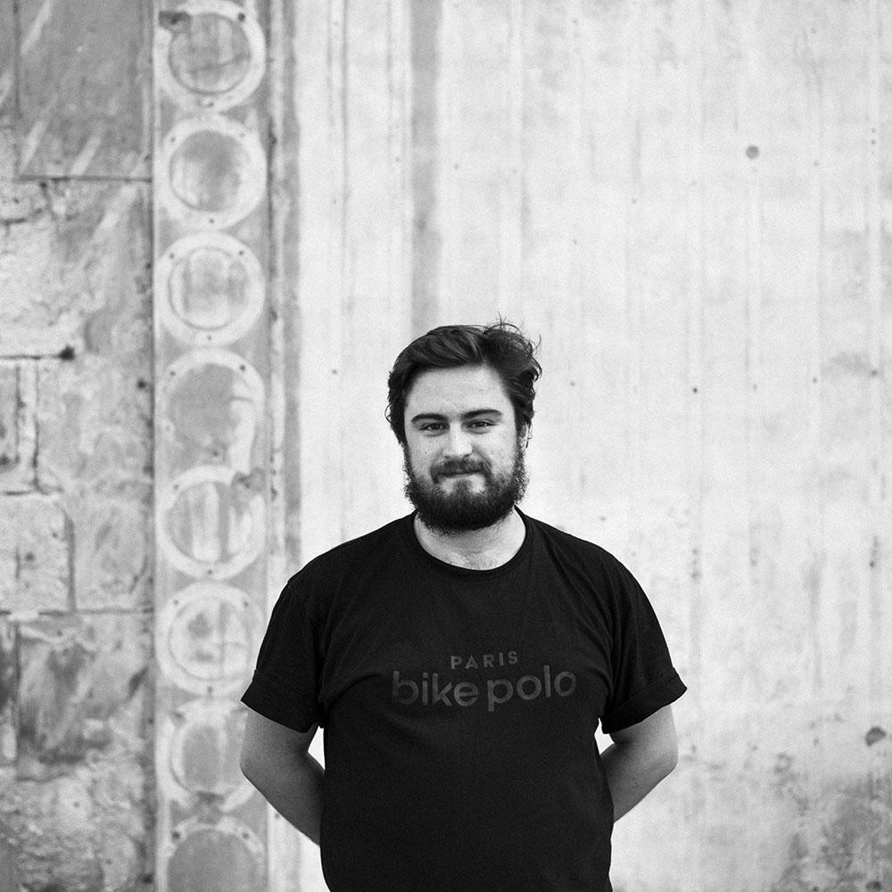 Thibaut Aubert, Architecte Chef de projet 2PMA Agence d'architecture à Bordeaux >